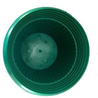 Maceta-verde-con-plato-#-34_1